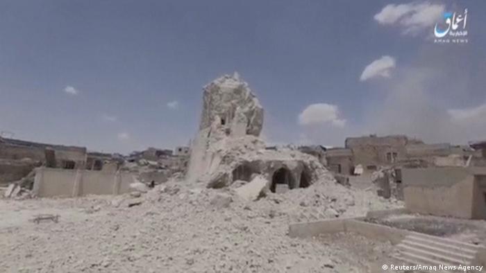 In Trümmern: Das Kulturerbe Mossuls