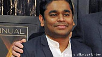 Porträt A.R. Rahman (Quelle: UPI Photo/Landov)