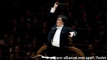 Alan Gilbert schwingt bald in Hamburg den Taktstock