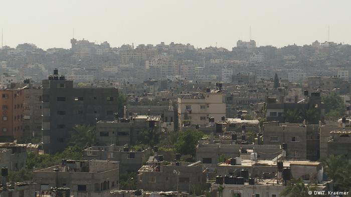 Gazastreifen Energieversorgung