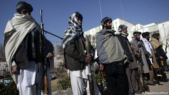 Taliban fighters (Imago/Xinhua/Milad)