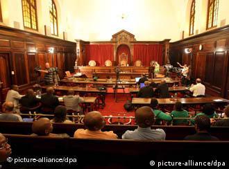 Supreme Court of Appeal in Bloemfontien