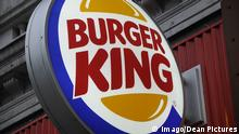Fast Food Copenhagen_Denmark _10 May 2017_ Burger king fst food restaurant in vesterbrogade Photo Francis (Imago/Dean Pictures)