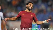 Mohamed Salah (picture-alliance/HOCH ZWEI/Italy Photo Press)