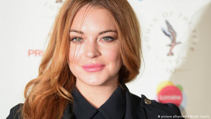 Filmstars - Lindsay Lohan (picture alliance/PA Wire/A. Devlin)
