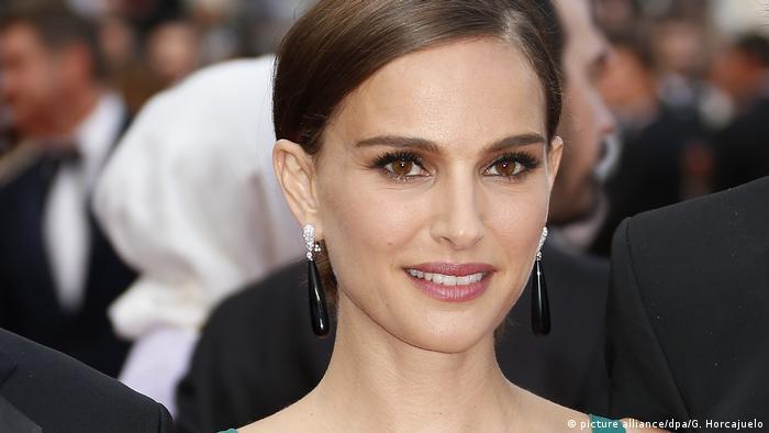 Natalie Portman at Cannes Film Festival