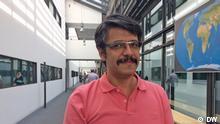 30.05.2017 +++ Bonn Satiriker Mahmood Farjami