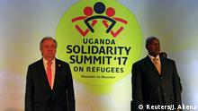 Uganda Solidarity Summit on refugees