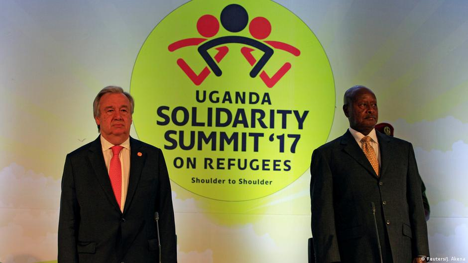 Uganda: Donors pledge $352 million for refugees | Africa | DW | 23.06.2017