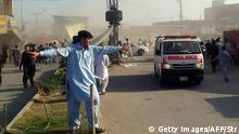 Pakistan Anschlag in Parachinar
