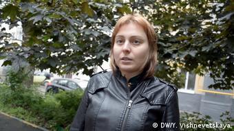 Правозащитница Анастасия Зотова