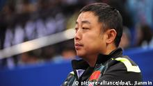 China Tischtennis Nationaltrainer Liu Guoliang (picture-alliance/dpa/L. Jianmin)