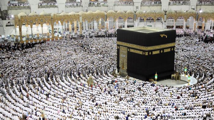 Terror-Anschlag in Mekka Verhindert (Getty Images/AFP/B. Aldandani)