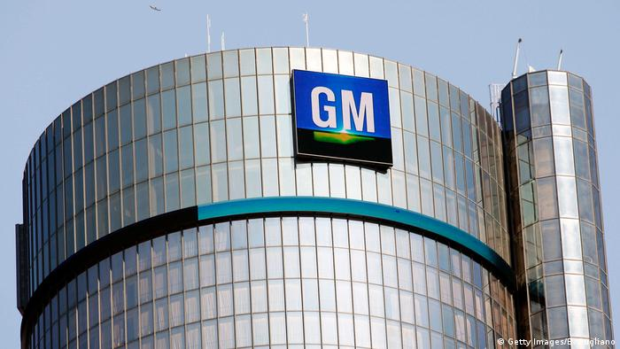 General Motors (Getty Images/B. Pugliano)