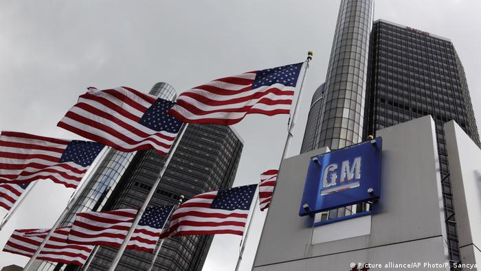 General Motors (Picture alliance/AP Photo/P. Sancya)