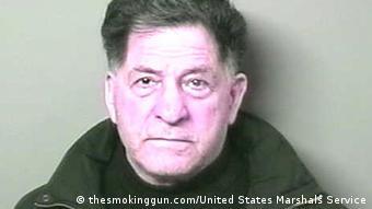 USA John Sonny Franzese (thesmokinggun.com/United States Marshals Service)