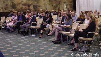 Bosnien und Herzegowina ICTY Konferenz (Klix.ba/D. Sekulic)