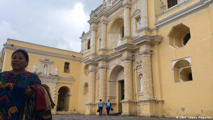 Guatemala | Impressionen aus Antigua (DW/E. López Magallón)