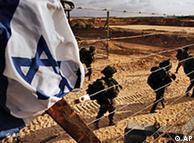 Israelische Soldaten am nördlichen Gazastreifen (Foto: AP)