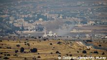 Israel Syrien Golan Konflikte