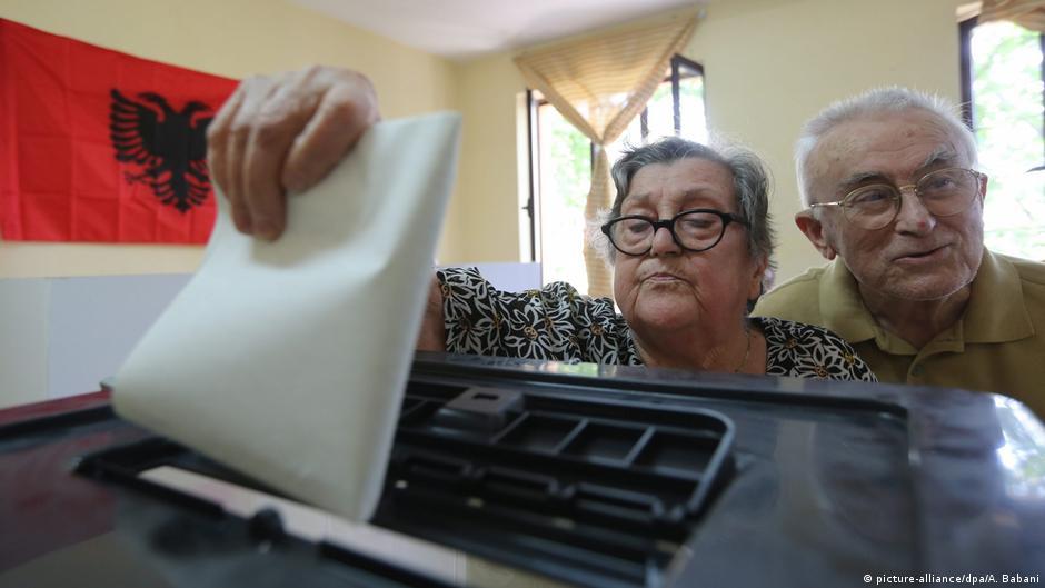 Albanien Parlamentswahlen
