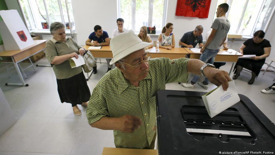 Shqipëria voton për parlamentin e ri