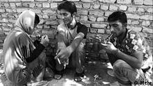 Iran Drogensucht