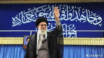 Iran Religionsführer Ali Khamenei