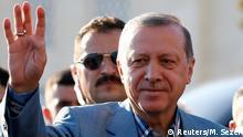 Türkei Recep Tayyip Erdogan in Istanbul