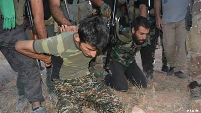 Iran Verhaftung der mutmaßlichen Terroristen (Tasnim)