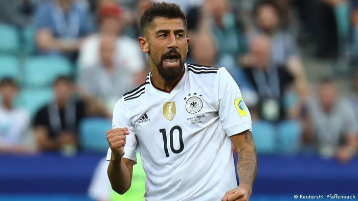 Russland FIFA Confederations Cup - Deutschland vs. Kamerun (Reuters/K. Pfaffenbach)
