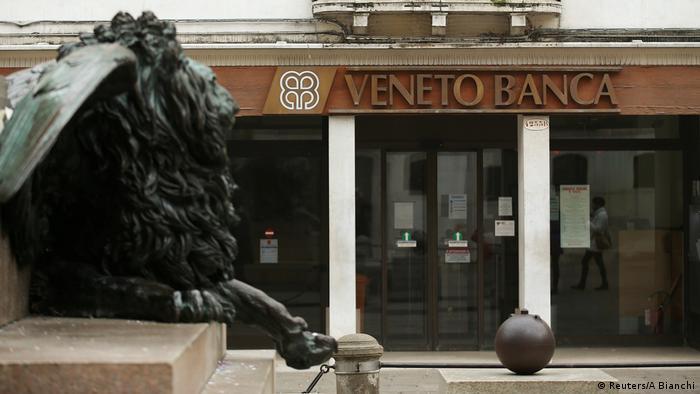 Italien Veneto Banca (Reuters/A Bianchi)