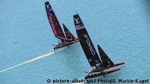 Segeln America's Cup (picture-alliance/AP Photo/G. Martin-Raget)