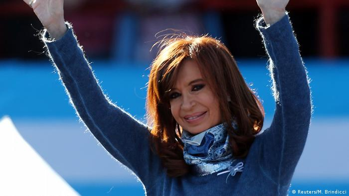 Argentinien Cristina Fernandez de Kirchner (Reuters/M. Brindicci)