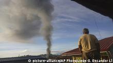Philippinen Luftangriff in Marawi