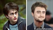 Bildkombo Daniel Radcliffe