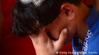 Afghanistan - Afghanischer Junge der als Sex-Sklave Missbraucht wurde