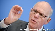 Norbert Lammert Bundestagspräsident