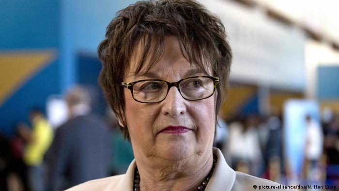 Brigitte Zypries Bundeswirtschaftsministerin SPD
