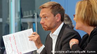 Λίντνερ: «Θα πρέπει να σταματήσει η αβεβαιότητα για την Ελλάδα και τους γερμανούς φορολογούμενους»