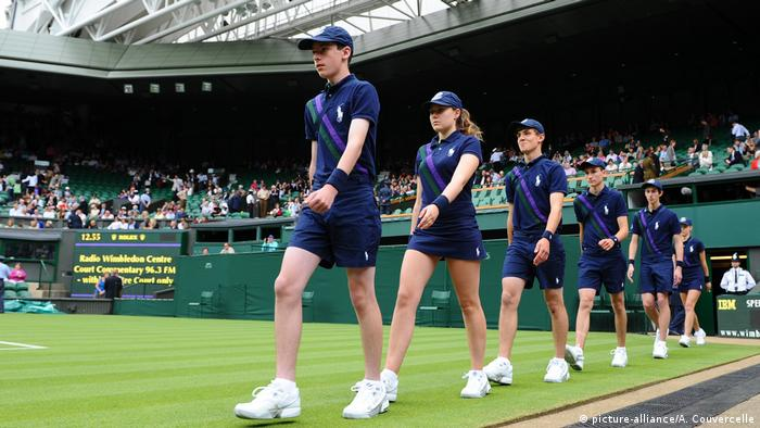 England Tennis Wimbledon Grand Slam 2011 (picture-alliance/A. Couvercelle)