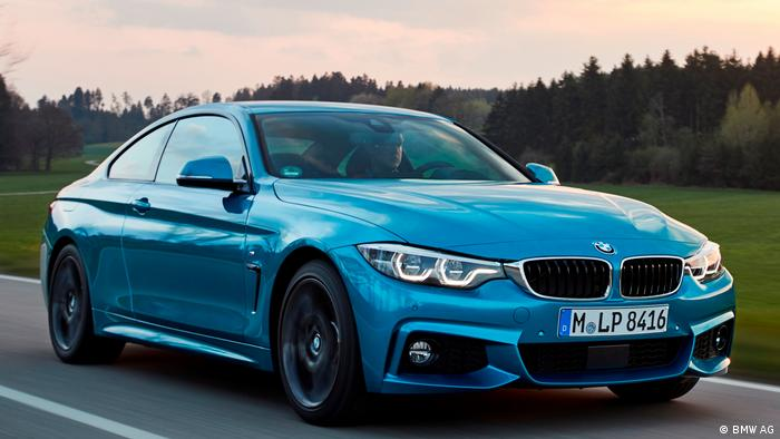 BMW 440 Coupe 2017 (BMW AG)