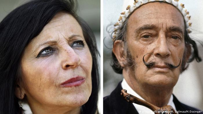 Spanierin Pilar Abel will klären, ob sie Tochter von Salvador Dali ist