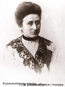 Rosa Luxemburg (Foto: picture-alliance)