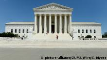 USA Washington Supreme Court (picture-alliance/ZUMA Wire/C. Myers)