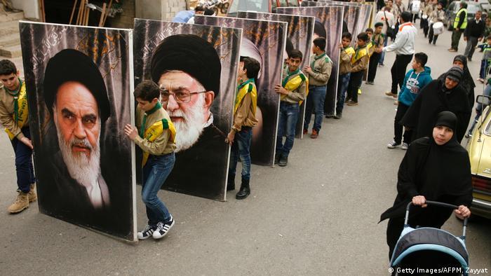 Libanon Hisbollah Anhänger
