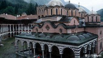 Bulgarien Land und Leute Rila Kloster
