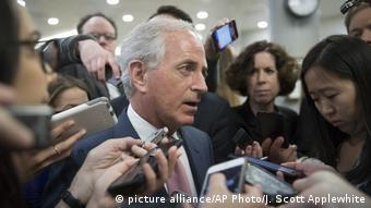 USA Senator Bob Corker (picture alliance/AP Photo/J. Scott Applewhite)