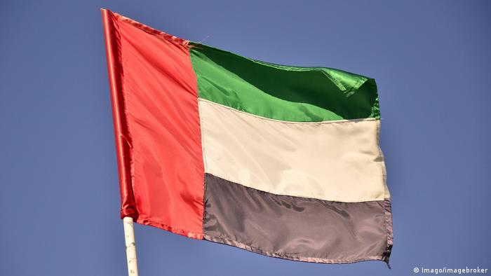 Flagge der Vereinigten Arabischen Emirate (Imago/imagebroker)