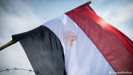 Flagge von Ägypten (Imago/Xinhua)